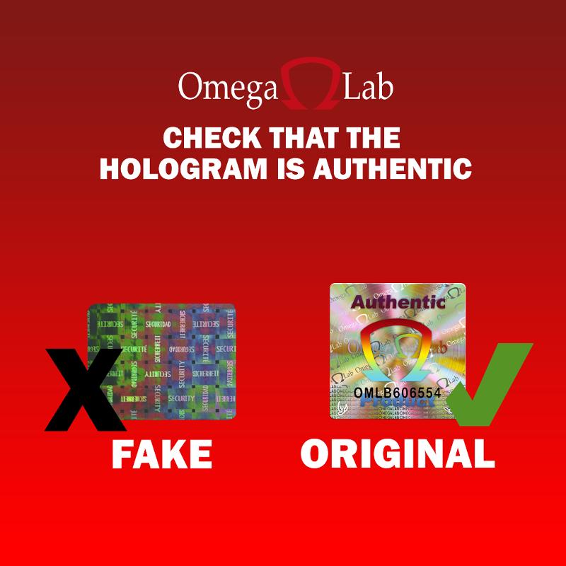 holograma rojo INGLES